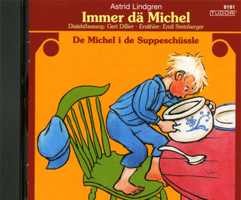 "CD ""Michel i de Suppeschüssle"""