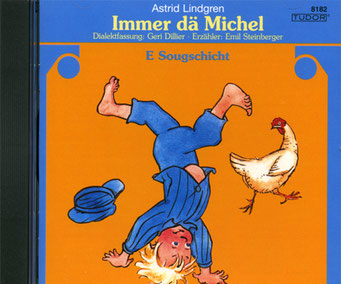 "CD ""Michel – E Sougschicht"""