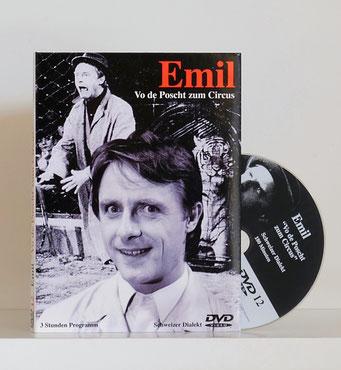 """DVD 12 """"Vo de Poscht zum Circus"""""""