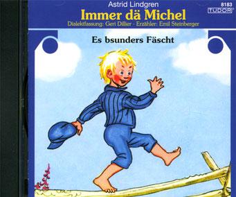 "CD ""Michel – Es bsunders Fäscht"""
