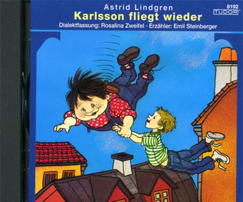 """CD """"Karlsson fliegt wieder"""""""