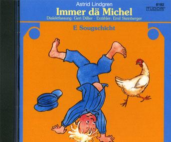 """CD """"Michel – E Sougschicht"""""""
