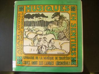 Musiques en sentiers ; Lothaire Mabru ; ADAM Gironde, CNDP, CRDP Bordeaux.