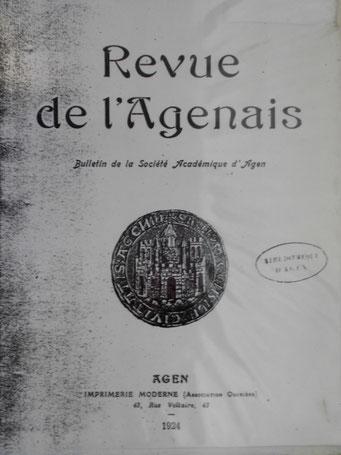 Vieilles chansons populaires de la région de Damazan ; Claudius Lacroix ; Revue de l'agenais 1924.