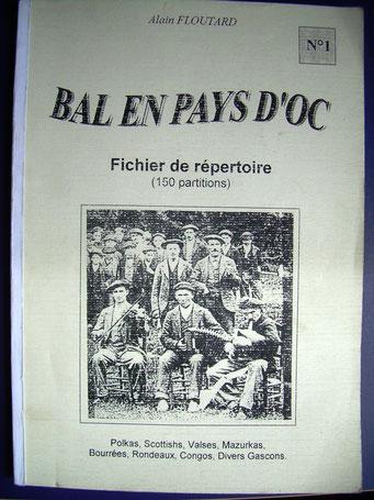 Bal en pays d'Òc ; Alain Floutard.