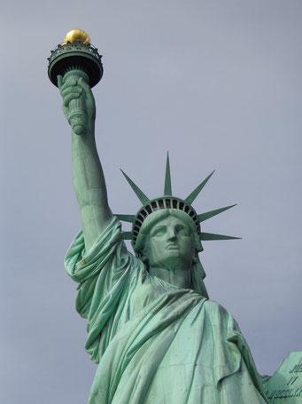 Madame La Statue de la Liberté