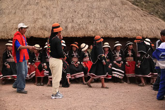 Die Inca Ruinen von Pisac - Hier sind nicht nur...