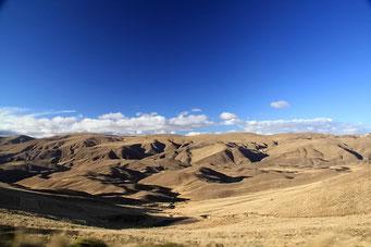 Cochabamba - Oruru - bald ist der Pass erreicht...