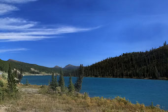 Summit Lake, Alaska Highway, Kanada
