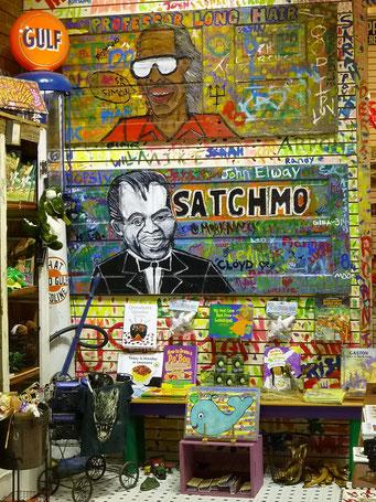 New Orleans - die Stadt sprüht vor Kreativität