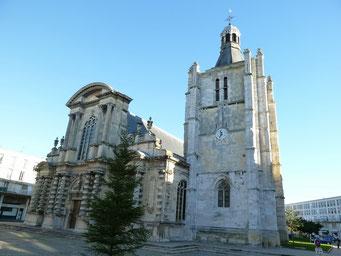 Die alte Kathedrale
