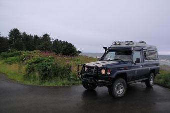 Anchor Point: Östlichster Ort in Nordamerika der befahren werden kann