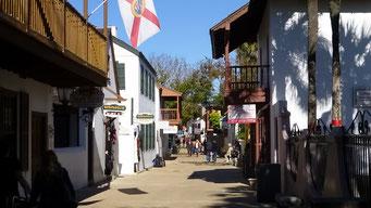 St. Augustine - die älteste Stadt Nordamerikas