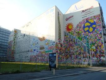 Zeitgeschichte als Grafitti