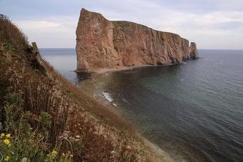 Le Rocher Percé, Cap d'Espoir, Gaspesie Halbinsel, Québec
