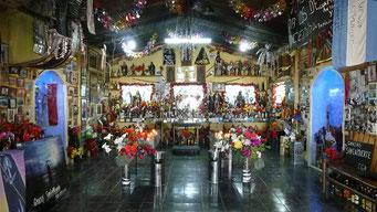 Sanctuario de Santa della Muere