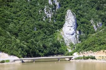 Monumentul Decebalus Rex