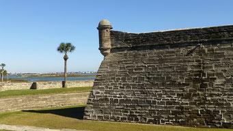 St. Augustine - spanische Festung