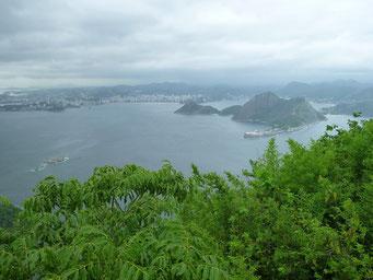 Die Bucht von Rio
