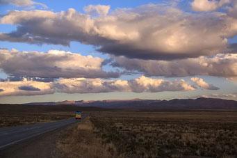 ... aber nicht lange, dann sind wir auf dem Altiplano, wie wir ihn uns vorstellen