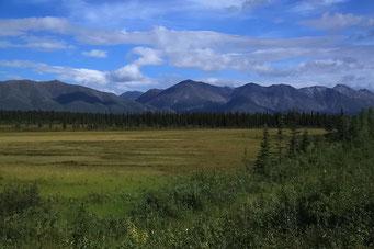 Parks Highway, Alaska