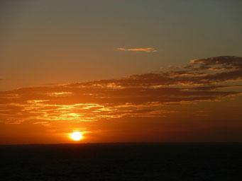 ... ausser Sonnenuntergänge!