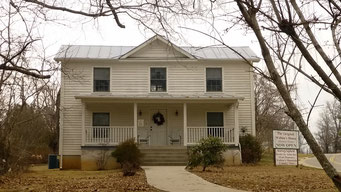 """Das originale Haus der """"Waltons"""", VA"""