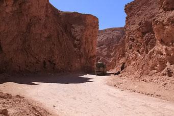 San Pedro, Valle de la Muerte