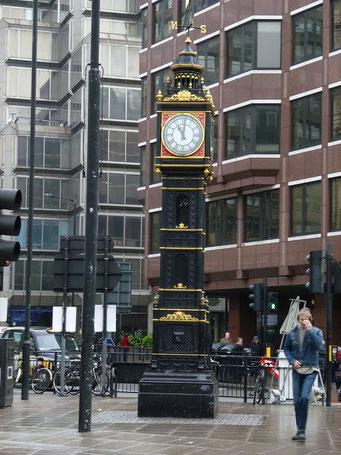 ... London ...