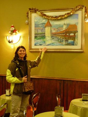 Mami's Gemälde