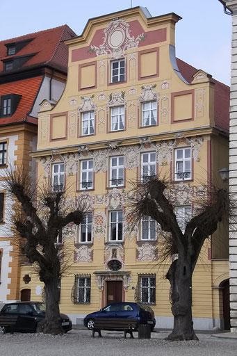 Schöne Hausfassaden...