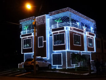 Tula - Weihnachtsbeleuchtung