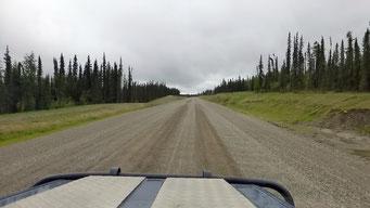 Campbell Highway, Kanada