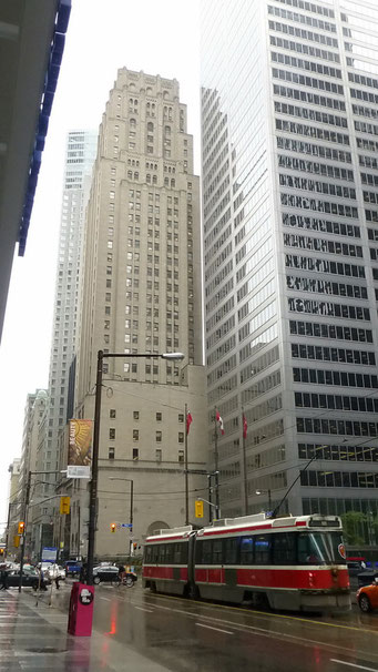 Downtown Toronto, Ontario