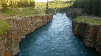 Yukon-River, Whitehorse, Yukon