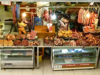 Cuenca - Markt