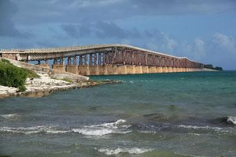 Alter Highway Nr. 1 nach Key West