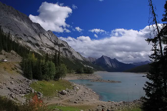 Medicine Hat Lake, Jasper N.P.