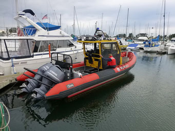 Das neue Rettungsboot