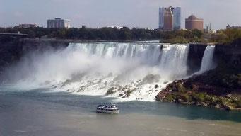 Niagara Fälle, Ontario.....