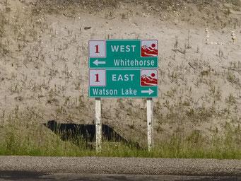 ... nach Westen