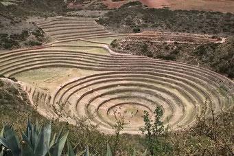 Inca Agrar-Versuchsanstalt Maras