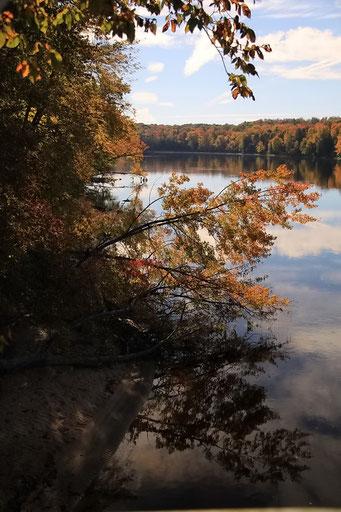 Entlang am Lake Huron, Ontario