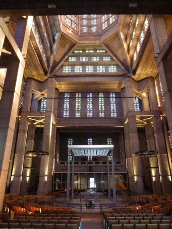 Eine unglaubliche Architektur...