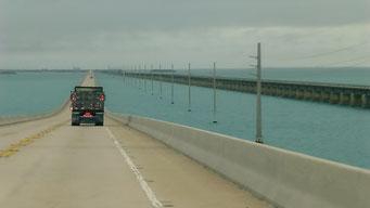 Highway Nr. 1 nach Key West
