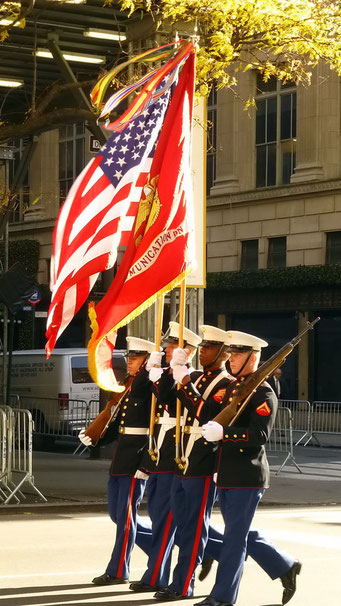 Veteranen Parade, New York City