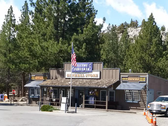 Alter Trading Post, June Lake