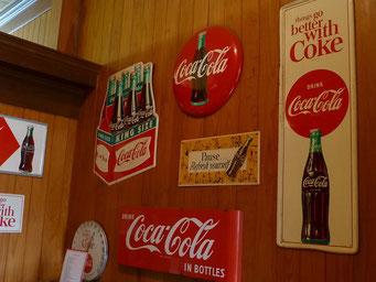 Vicksburg - Coca Cola Abfüllerei