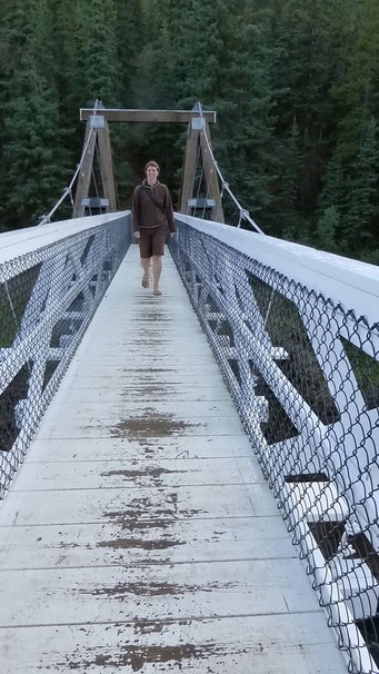 Brücke über Yukon-River, Whitehorse, Yukon