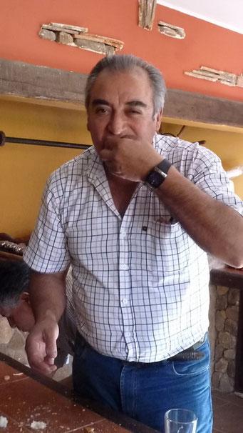 Victor, der Meister des Assados